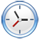 easy invoice clock icon