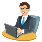 mr biller sitting pic